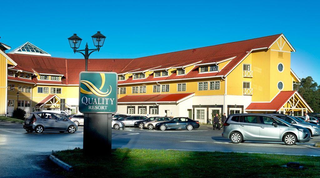 Quality Hotel Resort Kristiansand Kristiansand